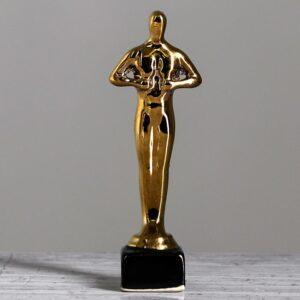"""Статуэтка """"Оскар"""" малая 49619"""