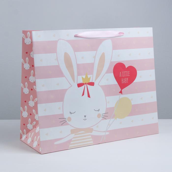 Пакет «Очаровашка», XL  49 × 40 × 19 см 55998