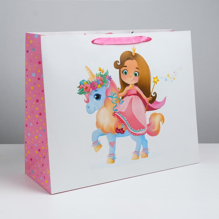 Пакет «Принцесса», XL 49 × 40 × 19 см 55999