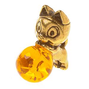 Котик Гав (янтарь) 39949