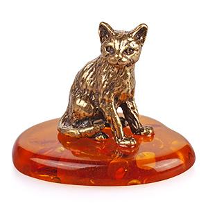 Кошка (янтарь) 39758