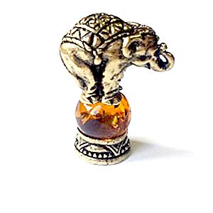 Слон Цирковой (янтарь) 40063