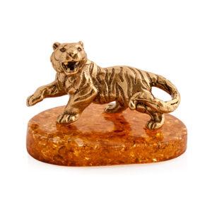 Тигр (янтарь) 40071