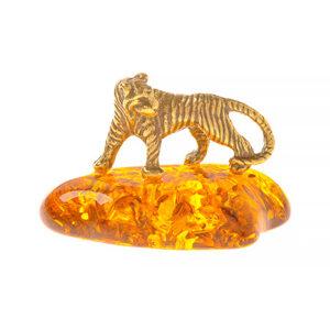 Тигр (янтарь) 39815
