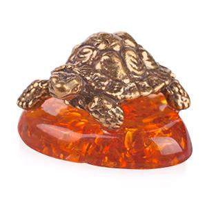 Черепаха (янтарь) 39819