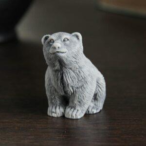 Медвежонок сидит 4,5см 55000