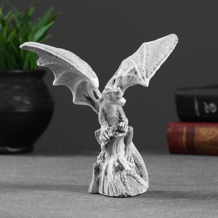 """Сувенир """"Дракон с расправленными крыльями"""" 13см 57216"""