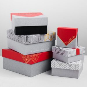 Квадратная коробка Celebration 55751