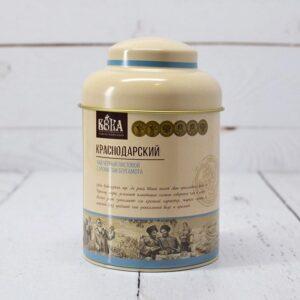 Чай черный с ароматом бергамота ручной сбор в жестяной банке 90гр 54321