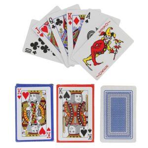 """Карты игральные бумажные """"Классика. Король"""", 54 шт. 49424"""