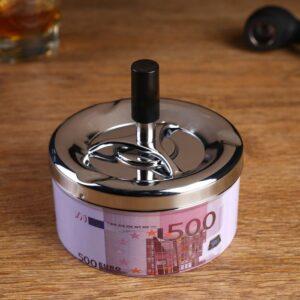"Пепельница бездымная ""500 евро"" 49629"