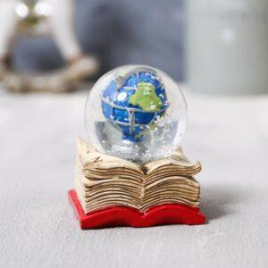 Снежный шар «Глобус», 6х5,2см 57180