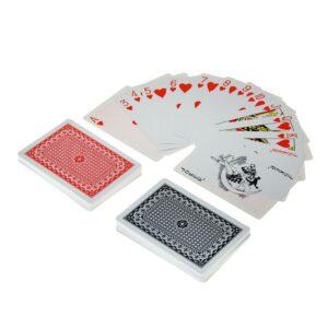 Карты игральные Rocket, в пластиковом футляре (54 шт) 45072