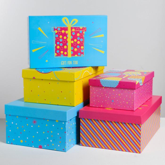 Подарочная коробка Happy Birthday 55758