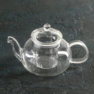 Чайник заварочный «Валенсия», 400 мл, стеклянное сито 54804