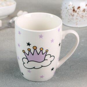 "Кружка ""Принцесса"" 350 мл 52361"