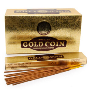 Аромапалочки Золотая монета Gold coin 56842