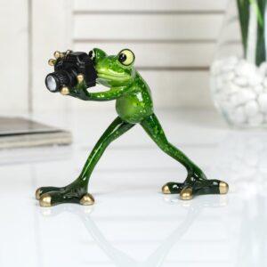 Лягушонок с фотоаппаратом 54954