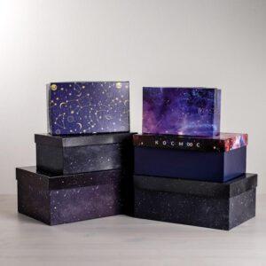 Подарочная коробка «Космос» 57267