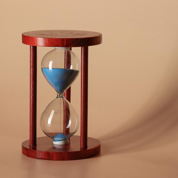 """Часы песочные """"Время"""" на 10 минут 57251"""