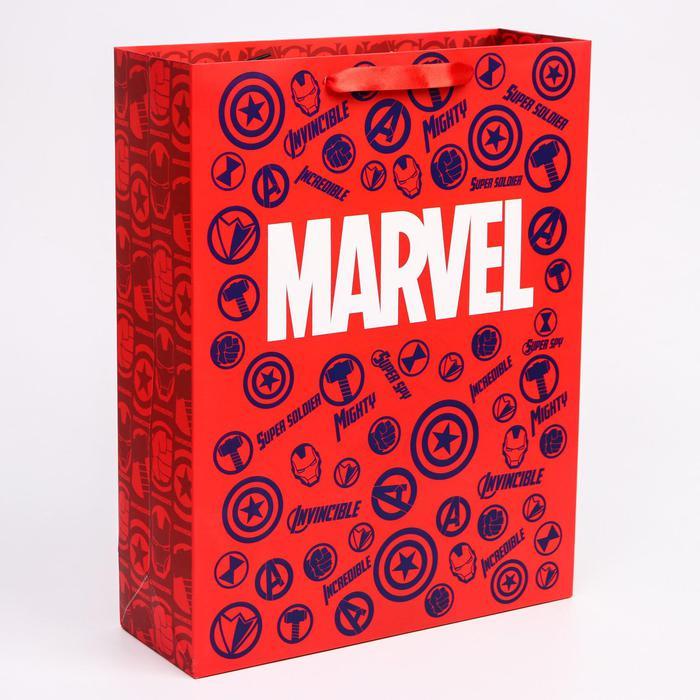 """Пакет """"MARVEL"""", Мстители, 31х40х11 см 57074"""