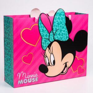 """Пакет """"Minnie Mouse"""", Минни Маус, 31х40х11 см 56024"""
