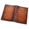 """Обложка """"Паспорт хорошего человека"""" 45189 83655"""
