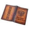 """Обложка на паспорт """"RUSSO TURISTO""""  45190 83442"""