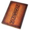 """Обложка на паспорт """"RUSSO TURISTO""""  45190 83443"""