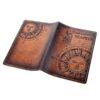 """Обложка на паспорт """"Путешествующий человек"""" 45191 83446"""