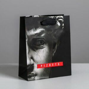 Пакет Pizdets, S 12 × 15 × 5.5 см 57119