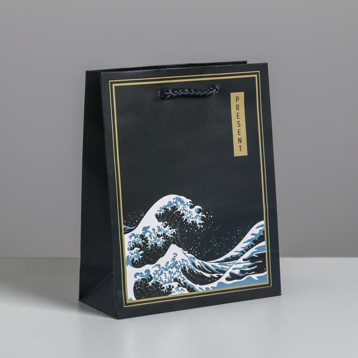 Пакет Present, S 12 × 15 × 5.5 см 57122