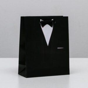 Пакет «Стиль», S 12 × 15 × 5.5 см 57107