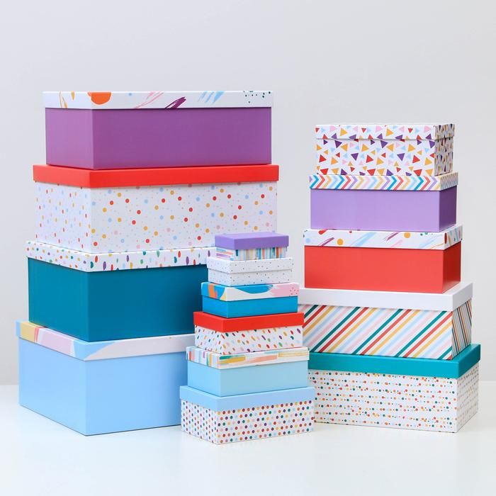 Подарочная коробка МИКС 55761