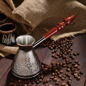Турка для кофе медная «Весна», 0,3 л 53195