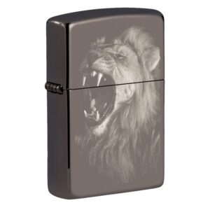 Зажигалка Zippo (зиппо) №49433 Lion Design