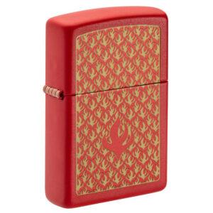 Зажигалка Zippo (зиппо) №49573 Flame Pattern