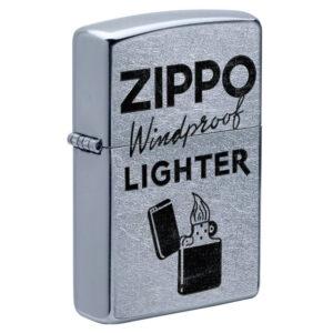 Зажигалка Zippo (зиппо) №49592 Windproof