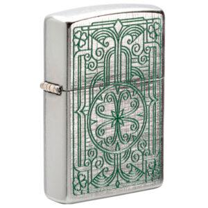 Зажигалка Zippo (зиппо) №49593 Luck Design