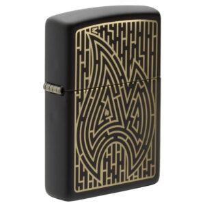 Зажигалка Zippo (зиппо) №49597 Maze