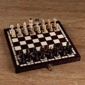 "Шахматы ""Жемчуг"", 28х28 см 54874"