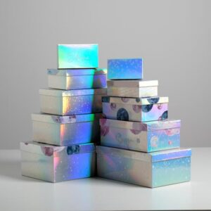 """Коробка подарочная """"Космос"""" 57269"""