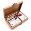Чай в шкатулке 15 кубиков Екатерина святая и Арка 43141 58639