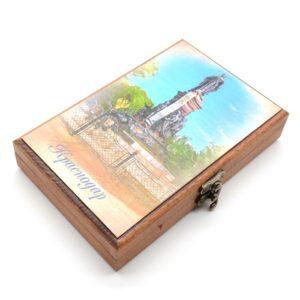 Чай в шкатулке 15 кубиков Екатерина 2 43139