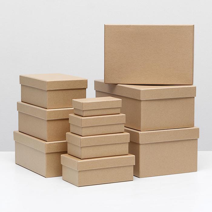 Подарочная коробка Крафт 55769