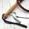 Арапник с деревянной ручкой(нат.кожа) 52826 93377