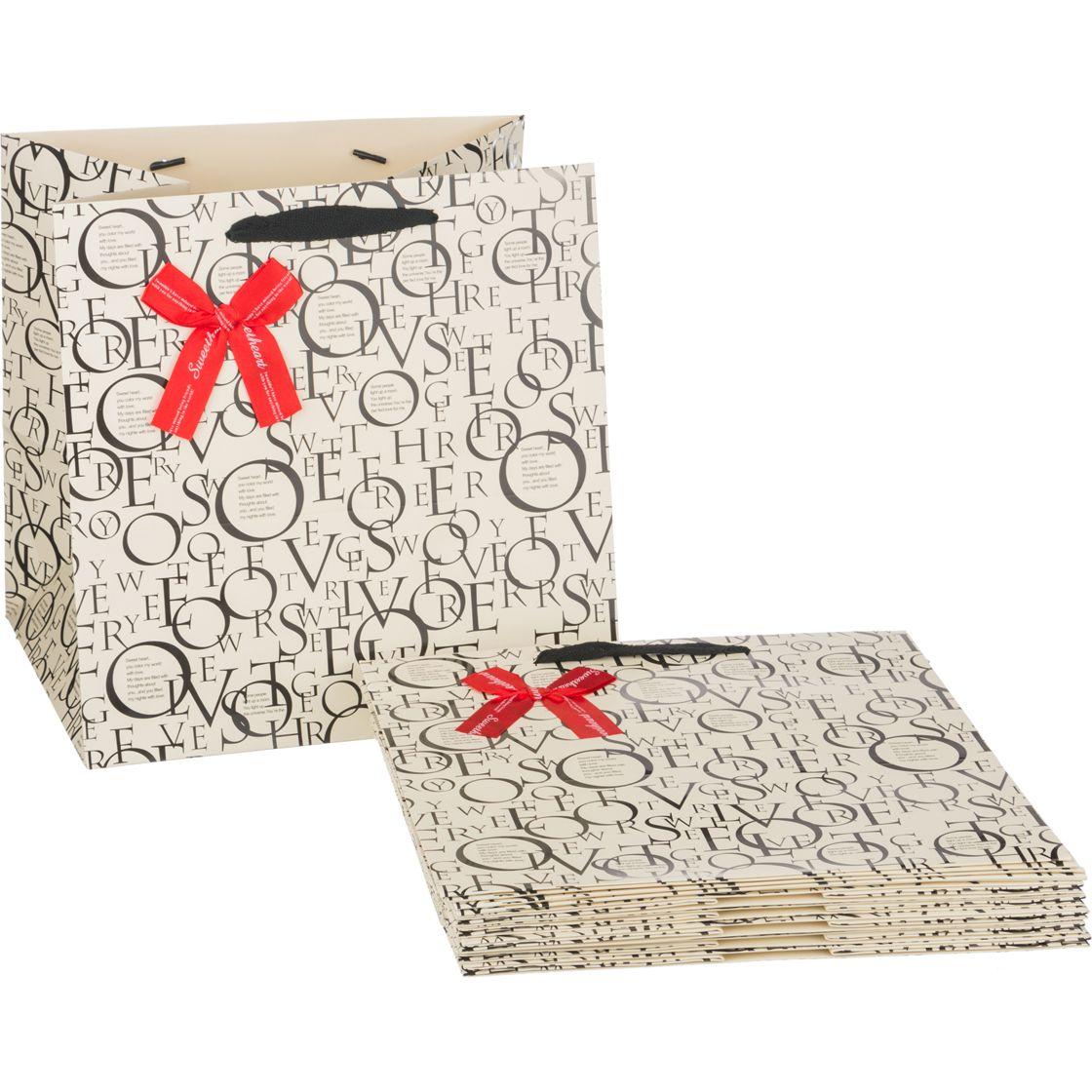 Пакет бумажный 30*30*25 см 31546