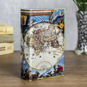 "Сейф-книга ""Карта путешественника"" 52494"