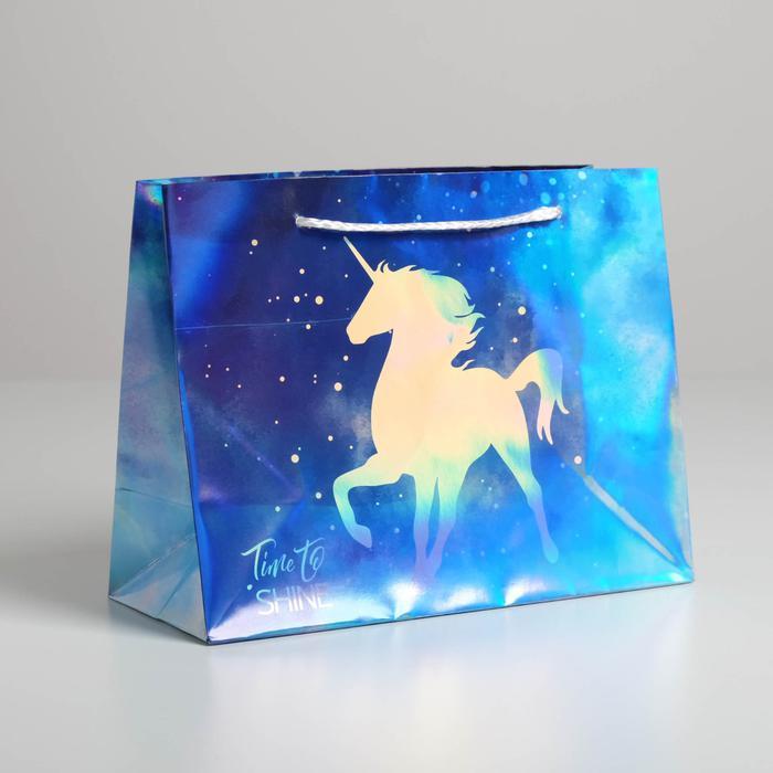Пакет Unicorn, 23 × 18 × 10 см 57063