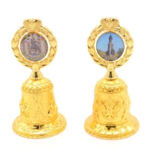Колокольчик Краснодар (золото) 22821